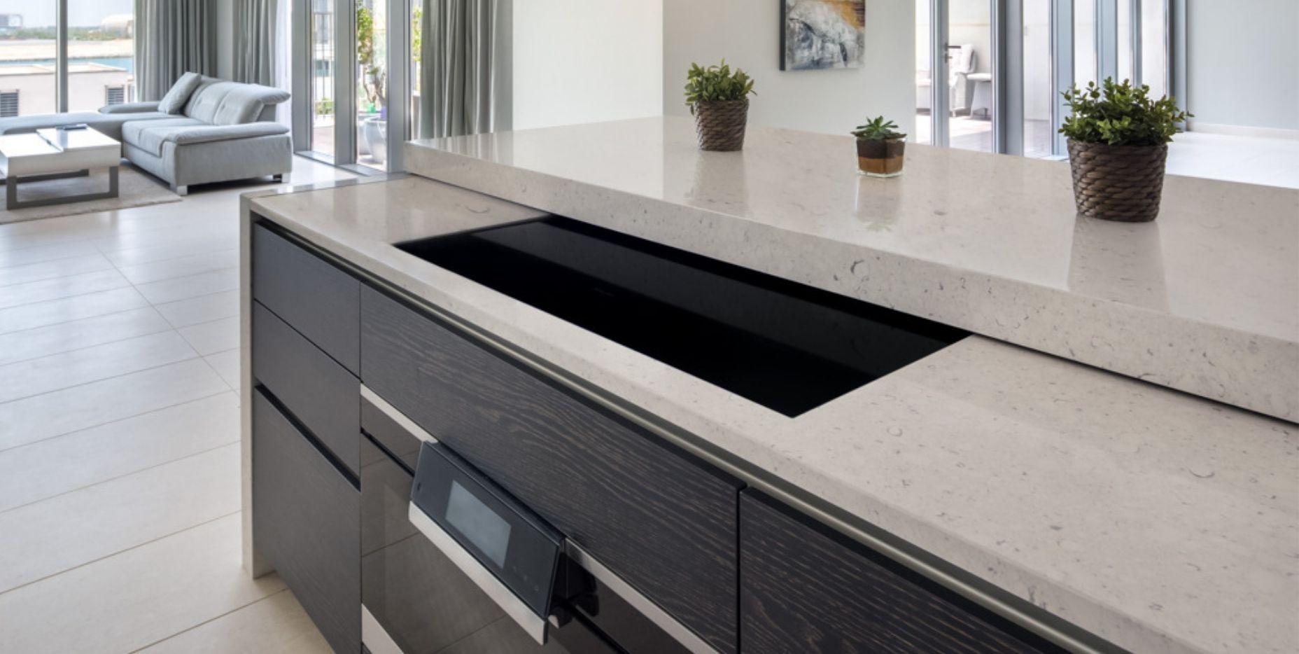 Modern Simplicity Countertops 1